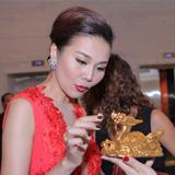 Diễn viên, người mẫu Thanh Hằng