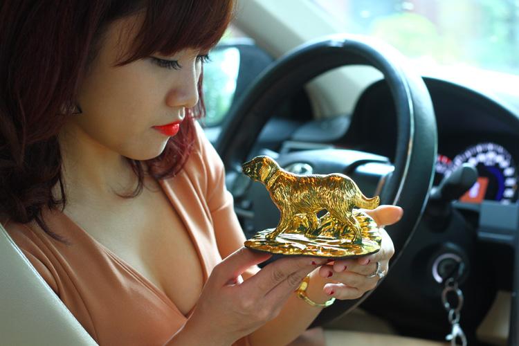 Quý Linh và Phong thủy dành cho xe hơi